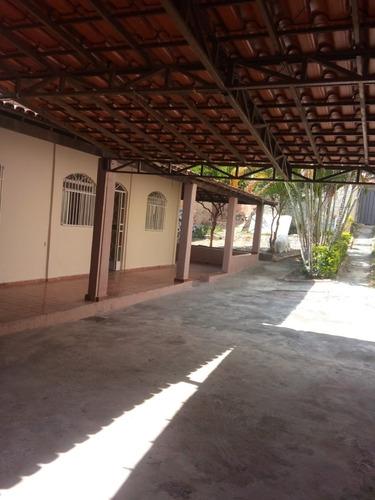 Imagem 1 de 9 de Casa Grande Com Terreno E Loja