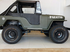 Jeep Willis Overland 69 - Extra