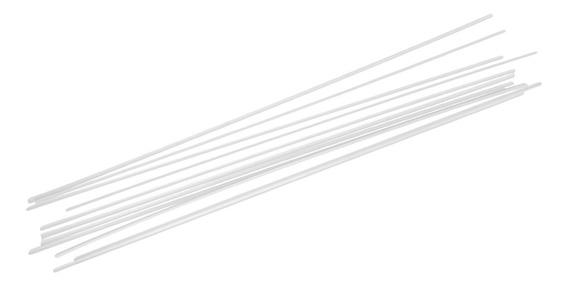 Artibetter Varilla Redonda de Acr/ílico 8Pcs Varilla Redonda de Pl/ástico Transparente Transparente