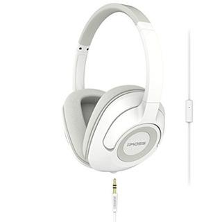 Auriculares Sobrepuestos Koss Ur42i (blanco) - Cable Desmon