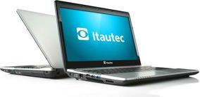 Notebook Itautec W7730 - Ssd 240gb Sata/6gb Ram *win 7/8ou10