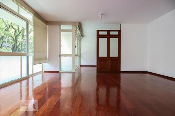 Apartamento No 3º Andar Mobiliado Com 3 Dormitórios E 1 Garagem - Id: 892983120 - 283120