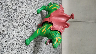 Battle Cat, Figura De Motu De Los 80, Top Toys, Vintage
