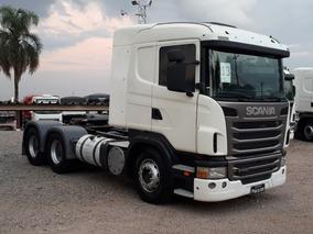 Scania 124 G440 6x4 Com Retarder 2013