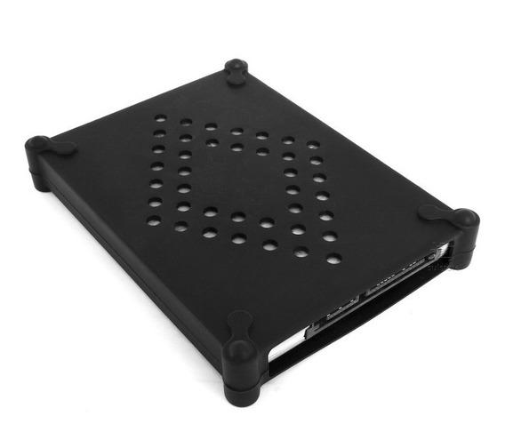 Capa Protetora Silicone Para Hd De Notebook 2,5 Comtac 9111