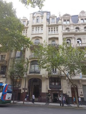 Oficina En Alquiler En Edificio Emblemático De Buenos Aires