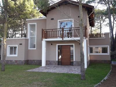 Casa En Oportunidad 3 Dormitorios - Zona Alamos - Pinamar