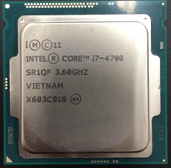 Processador Intel Core I7 4790 3.60 Ghz