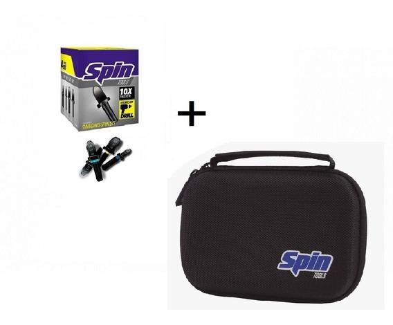 Case Spin + Alargador De Tubos Spin S4000 1/4 3/8 1/2 E 5/8