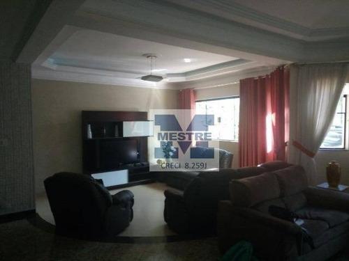 Sobrado À Venda, 250 M² Por R$ 1.400.000,02 - Jardim Maia - Guarulhos/sp - So0511