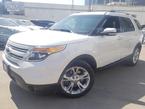 Ford Explorer Limited 2014 Financiada O Contado