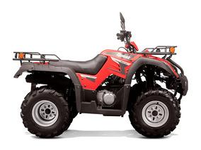 Cuatriciclo Parrillero Motomel Quest Carrier 250cc Megamoto