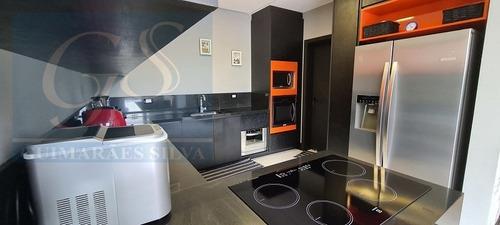 Imagem 1 de 30 de Casa Para Venda, 4 Dormitórios, Jardim Do Golf I - Jandira - 3598