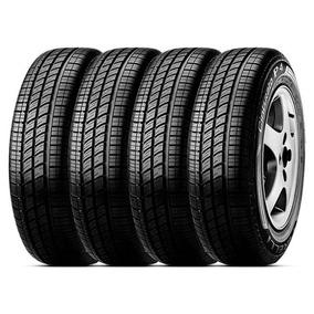 Kit 4 Pneus Pirelli 175/65r14 82t Cinturato P4 Etios Palio
