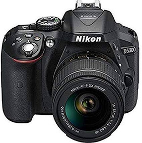 Nikon D5300 Kit - Aceito Trocas Ainda Na Garantia!