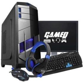 Pc Gamer Completo Core I5/ 8gb/ 1tb/ Gtx 1050 / Wi-fi / 22p
