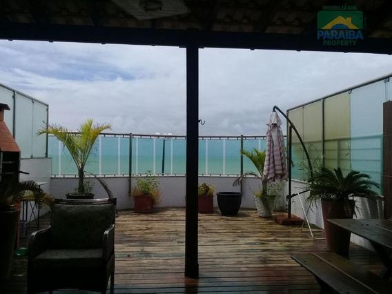 Cobertura Residencial Para Locação, Tambaú, João Pessoa. - Co0085
