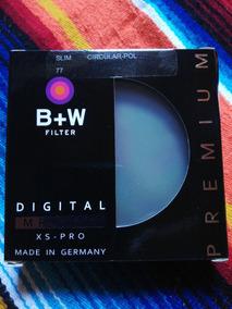 Filtro Polarizador B+w 77mm Circular