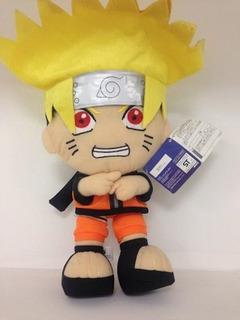 Naruto 35 Cms Ninja De Peluche Anime Unica Pieza