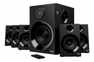 Home Theater 5.1logitech Z607 160w Bluetooth Hace1click1