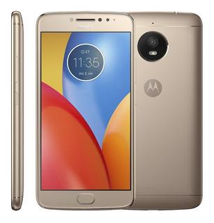Smartphone Motorola Moto E4 Xt1762 2gb/16gb Lte Dual Dourado