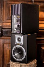 Par De Monitor De Audio Profissional Tapco S.5 Ac Trocas