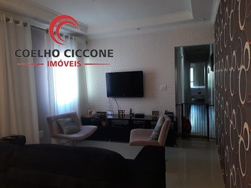 Imagem 1 de 15 de Compre Apartamento Duplex/cobertura Em Campestre - V-2376