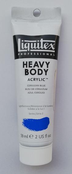 Pintura Acrílica Liquitex Porfesional 59ml Azul Cerúleo