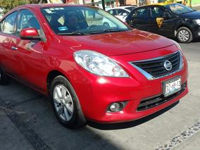 Nissan Versa 1.6 Advance 5vel Mt 2014 Autos Y Camionetas
