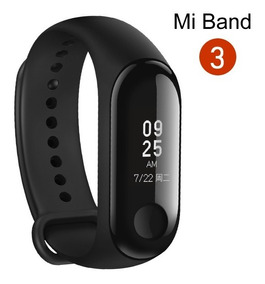 Pulsera Inteligente Xiaomi Mi Band 3 Original Versión Global
