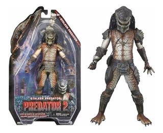 Boneco Predador 2 - Stalker Predator - Neca - Cod. 51457