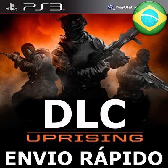 Dlc Uprising Cod Bo2 - Ps3 Psn*