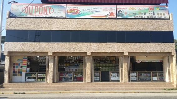 Oportunidad En Higuerote Local-edificio Y Fondo De Comercio