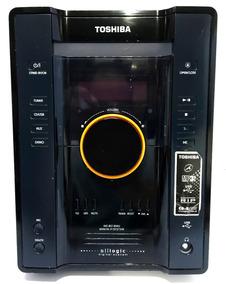 Gabinete Do Painel Mini System Toshiba Ms8012 Seminovo