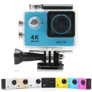 Action Cam Wifi Câmera Capacete Esporte Mergulho Hd 1080p