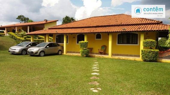Chácara À Venda, 1500 M² Por R$ 450.000,00 - Zona Rural - Bofete/sp - Ch0001