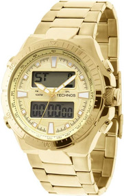 Relógio Technos Masculino Performance 0527ab/4x