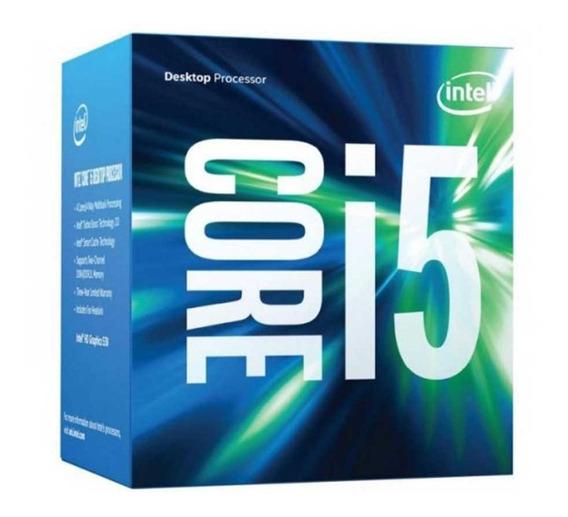 Processador Intel Corei5 7500 3,80 Ghz 6mb 1151 Kabylake 7g