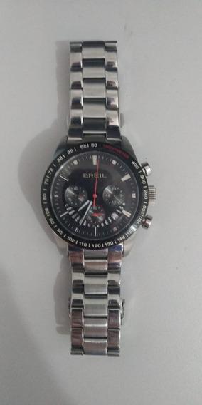 Relogio Breil Speed One Tw0676 Cronografo Homem - Usado
