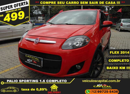 Fiat Palio 1.6 Mpi Sporting Flex Manual