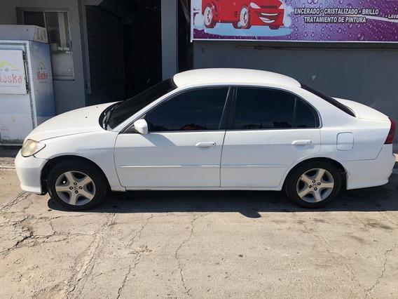 Honda Civic Como Nuevo