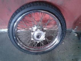 Roda Dianteira Drag Star 650 Original Sem Pneu