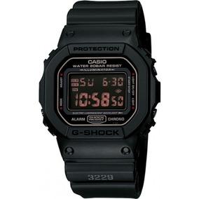 Relógio Casio G-shock Dw-5600ms-1 (original Garantia E Nf-e)