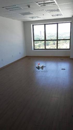 Imagem 1 de 8 de Sala Para Alugar, 48 M² Por R$ 1.800,00/mês - Vila Do Golf - Ribeirão Preto/sp - Sa0222