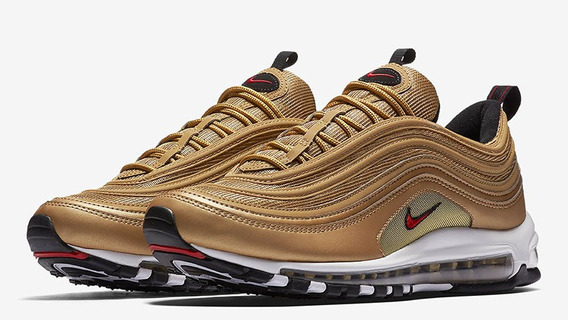 Nike Air Max 97 Og Metallic Gold/ Varciti