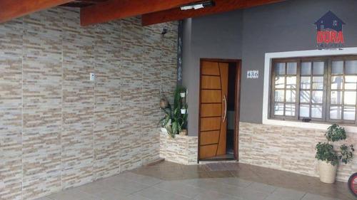 Casa A Venda Em Atibaia - Aceita Financiamento. - Ca0592