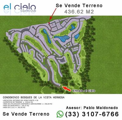 Terreno El Cielo Country Club Lote 58