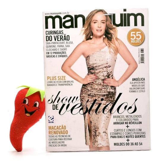 Revista Manequim Show De Vestidos N° 714 (loja Do Zé)