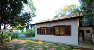 Residência Rústica E Aconchegante Em Águas Claras - 648