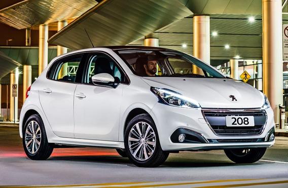Vendo Peugeot Allure208 Blanco Nacar Patentado 0 Km, Listo